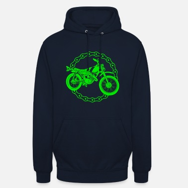 Clan Motorrad - motocross bike / Racing - Unisex Hoodie