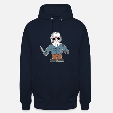 Horror Horror movies Movies | Scared movies thriller gift - Unisex Hoodie