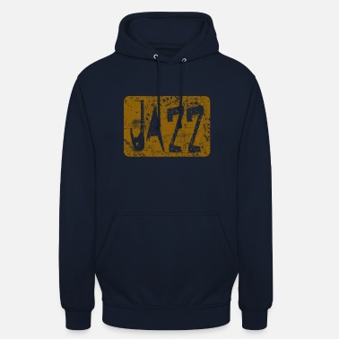 Jazz jazz - Sweat à capuche unisexe