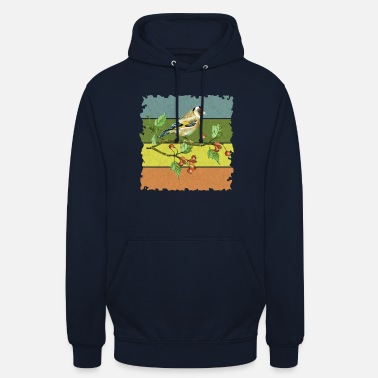 Animal Colorful bird - Unisex Hoodie
