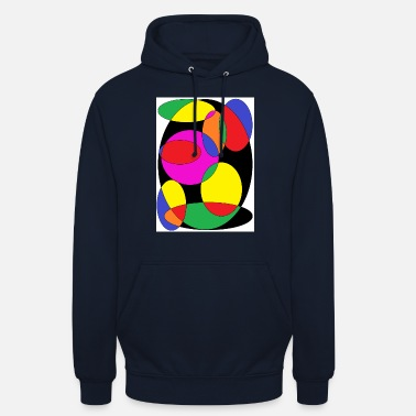 Colour Happy Colour Flash - Unisex Hoodie