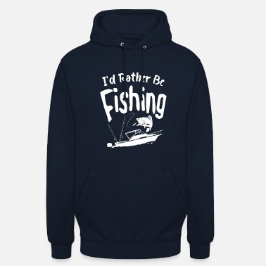 Fishing Angler Fishing Fishing Cool Funny saying gift - Unisex Hoodie