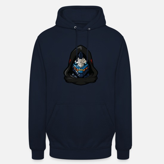 Destiny Sweaters & hoodies - Lost Hunter Rebornd - Unisex hoodie navy