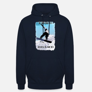 Lord of the Board - Hoodie unisex