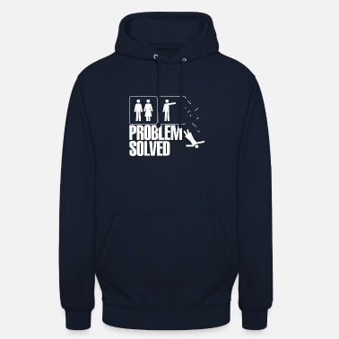 Solve problem solved - Unisex Hoodie