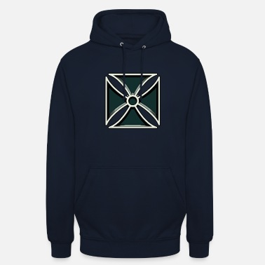 Ironia Iron Cross - Iron Cross - Hoodie unisex
