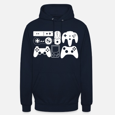 Controller Controller Gaming - Unisex Hoodie