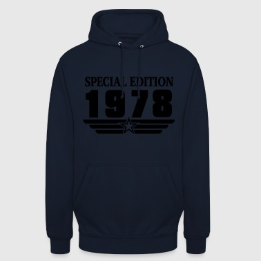 1978 Special Edition - Sweat-shirt à capuche unisexe