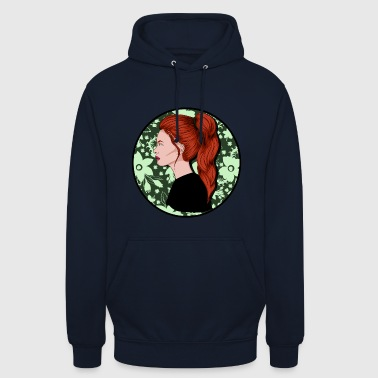 Red and Green - Unisex Hoodie