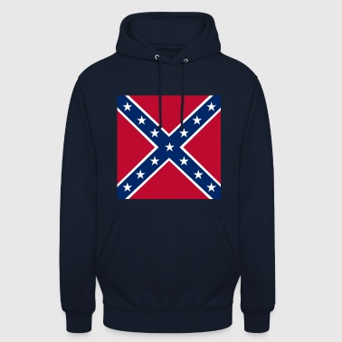 Battle flag of the Confederate States of America - Unisex Hoodie