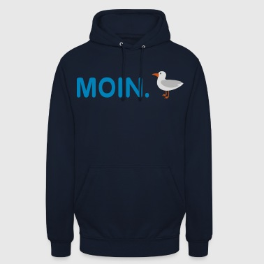 Moin Moin. - Unisex Hoodie