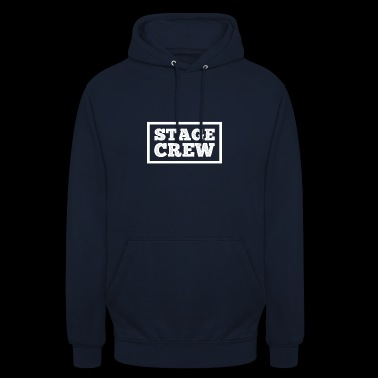 Stage Crew gift for Theatre Lovers - Unisex Hoodie