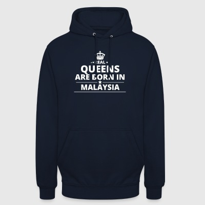 LOVE GIFT queensborn in MALAYSIA - Unisex Hoodie