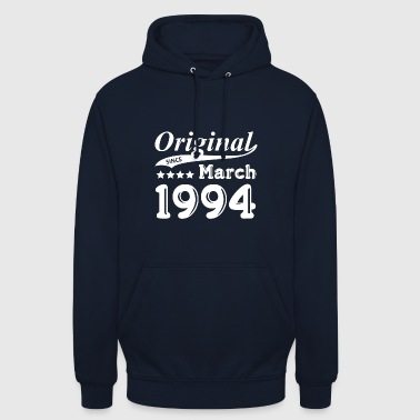 Original Since March 1994 - Unisex Hoodie
