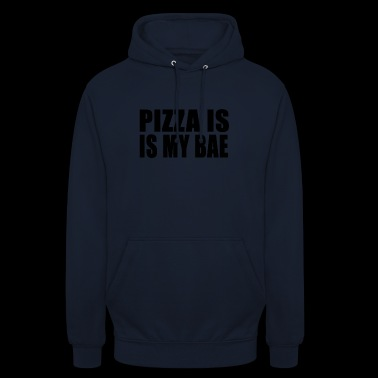 Pizza Party Lifestyle Statement Design Gift - Unisex Hoodie