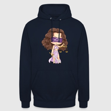 The MOSBIES scales collection - Unisex Hoodie
