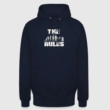 The rule of life and death - Unisex Hoodie