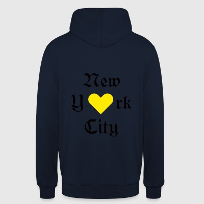 New York City, New York City, York, New York, City, - Unisex Hoodie