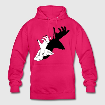 Lights, shadows and action. - Unisex Hoodie