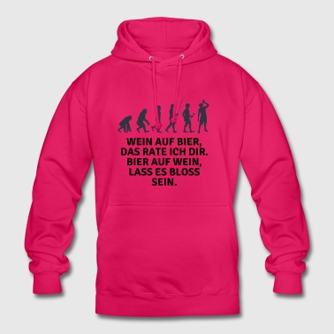 Witziges Party Design - Unisex Hoodie