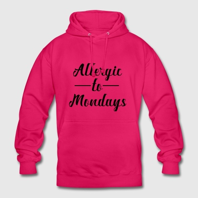 Allergic to assembly - Unisex Hoodie