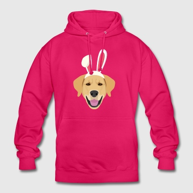 Golden Retriever Easter Bunny Happy Easter Gift H - Unisex Hoodie