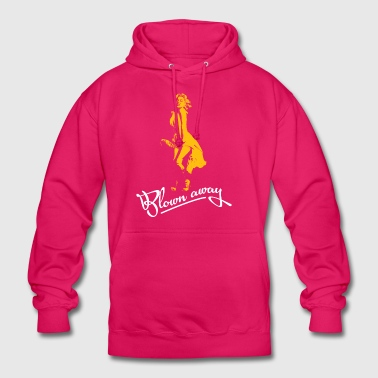 Marilyn Monroe - l'autre sculpting - Cadeau - Sweat-shirt à capuche unisexe