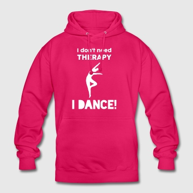 Dancing Sport Modern Dance Therapy Funny Gift - Unisex Hoodie