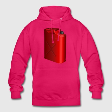 Gasoline canister - Unisex Hoodie