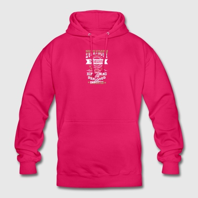 Statonated Brother Military Officer Patriot - Unisex Hoodie