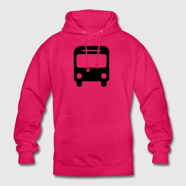 bus - Sweat-shirt à capuche unisexe