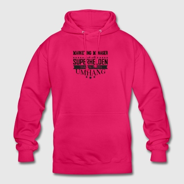 Marketing Manager - Unisex Hoodie