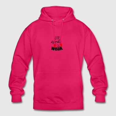 Sleep is for the weak - Unisex Hoodie