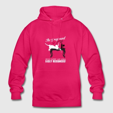 The greyhound - Unisex Hoodie