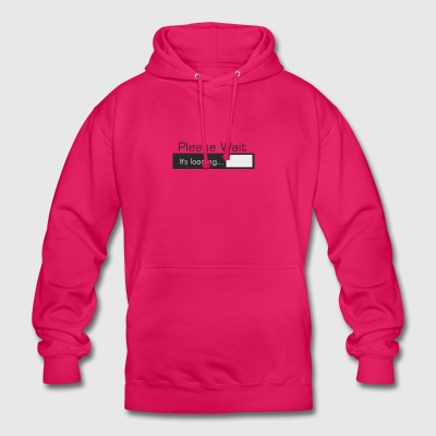 PLEASE_WAIT - Sudadera con capucha unisex