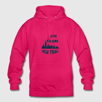 I am from New york I am from - Unisex Hoodie