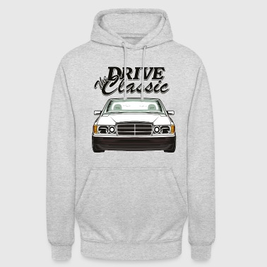 W201 190E Drive the Classic - Unisex Hoodie