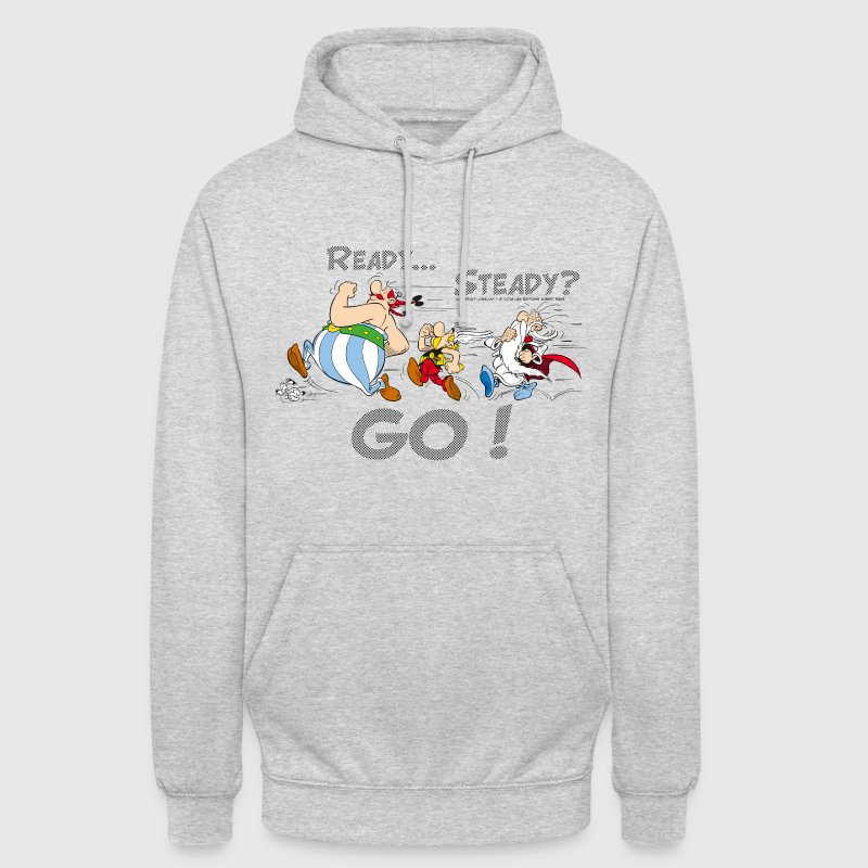 Asterix & Obelix - What Doesn't Kill You - Sudadera con capucha unisex