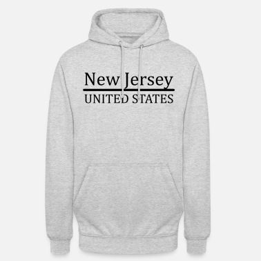 New Jersey New Jersey US - Unisex Hoodie