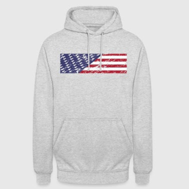 Independence Day 4th of US US Flag Patriots - Luvtröja unisex