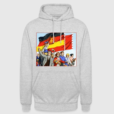 DDR-parade - Hoodie unisex