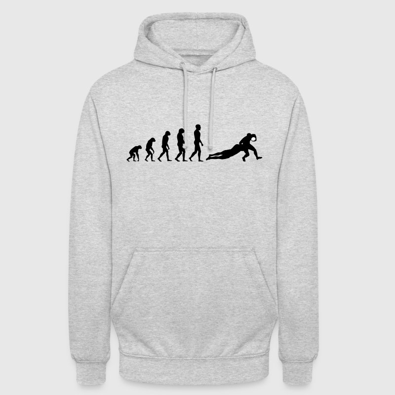 Evolution Rugby - Tackle - Unisex Hoodie