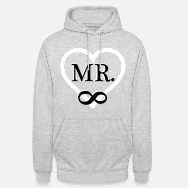 Partnerlook Mr. Forever - Unisex Hoodie