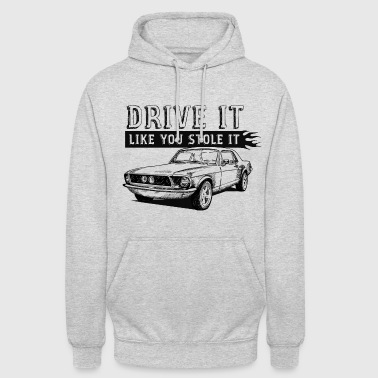 Drive It - Coupe - Unisex Hoodie