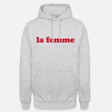Femme Fatale Femme Fatale Quote - Unisex Hoodie