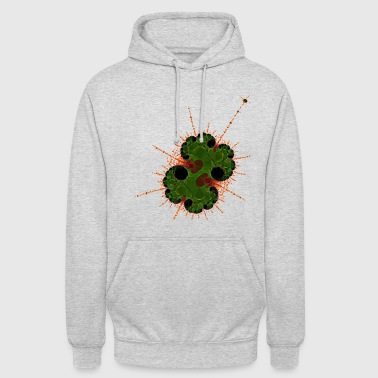 color Explosion - Hoodie unisex
