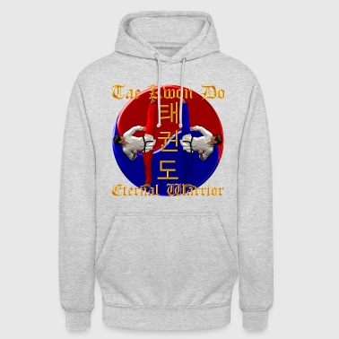 Tae Kwon Do Warrior - Unisex Hoodie