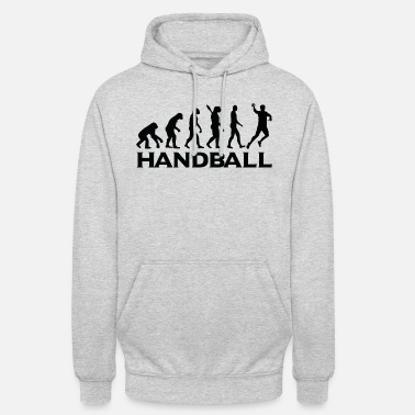 Handball Evolution HANDBALL bt - Unisex Hoodie