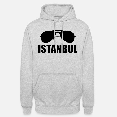 Istanbul Coole Istanbul Sonnenbrille - Unisex Hoodie