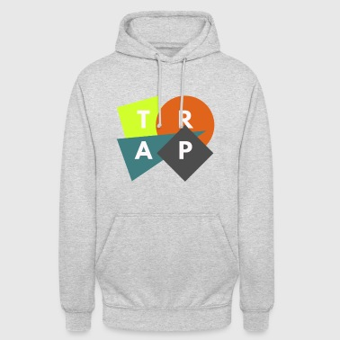 Swagg TRAP SWAG - Sweat-shirt à capuche unisexe